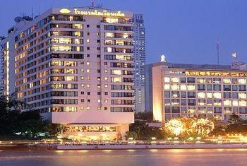 Mandarin Oriental, Bangkok Building