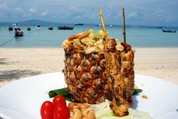 Zeavola Resort & Spa Food 3