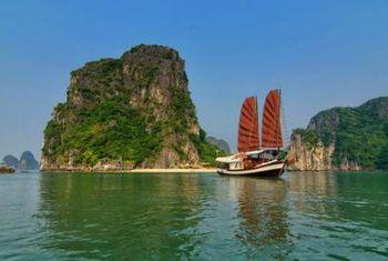 Princess Junk Halong Bay Cruise 2