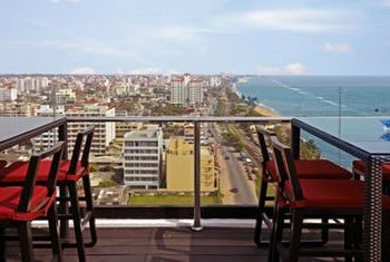 Ozo Colombo view to the city