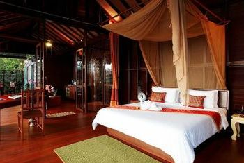 Zeavola Resort & Spa Bedroom