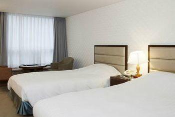 Riviera Yuseong Hotel Bedroom