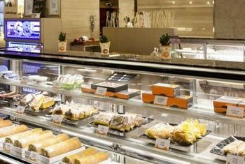 Riviera Yuseong Hotel Dessert Counter