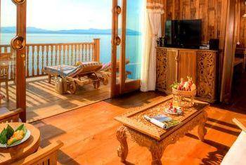 Santhiya Koh Yao Yai Resort & Spa deluxe
