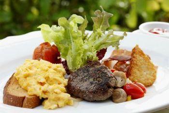 Zeavola Resort & Spa Food 1