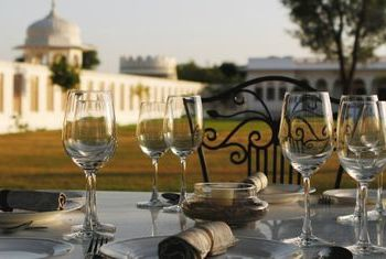 Talabgaon Castle - India Dinning