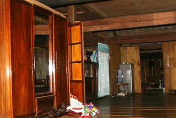 Ba Be Lake View Homestay bedroom