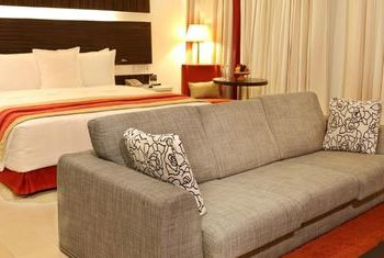 WelcomHotel Dwarka Bedroom