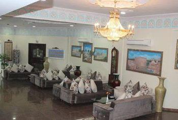Al Diyar Hotel Livining Room