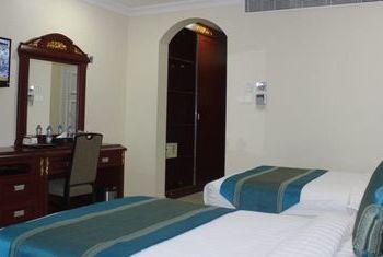 Al Diyar Hotel Bed Room
