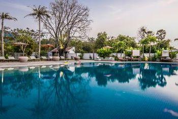 Samanea Resort Pool 2