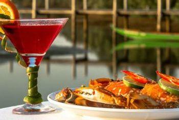 Samanea Resort Food 1