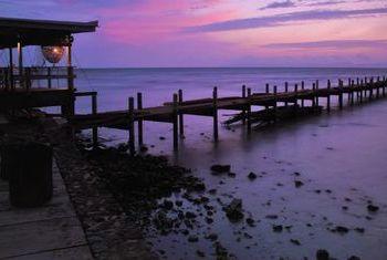 Samanea Resort Pier