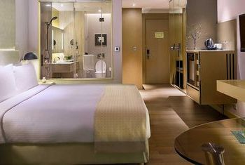 Holiday Inn New Delhi International Airport Bedroom 2