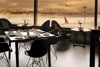 Holiday Inn New Delhi International Airport Restaurant