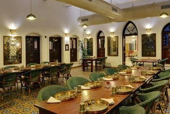 The House of MG restaurant