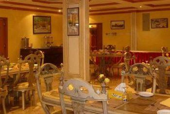 Jibreen Hotel restaurant