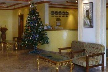 Jibreen Hotel inside
