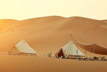 Magic Arabia Luxury Camp - Oman