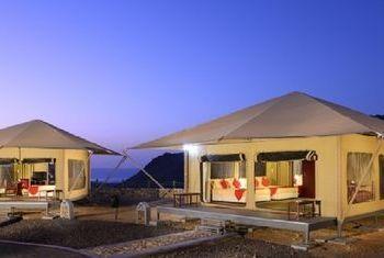 Luxury Eco Tents - Ras Al Jinz Turtle Reserve Tents