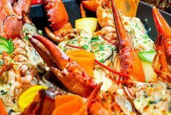 Le Meridien Saigon Dinning