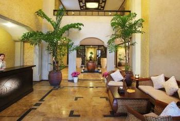 Sun Spa Resort Lobby