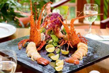 Sun Spa Resort Food 2
