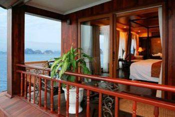 Jasmine Cruise Balcony