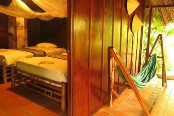 Le Jardin Du Mekong Homestay Bedroom