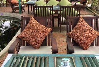 Le Jardin Du Mekong Homestay relaxing