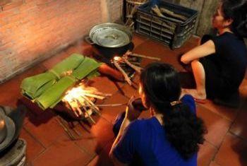Le Jardin Du Mekong Homestay Cooking