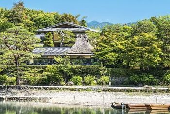Suiran, A Luxury Collection Hotel Kyoto outside