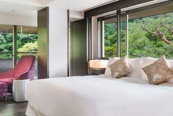 Suiran, A Luxury Collection Hotel Kyoto bedroom