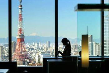 Park Hotel Tokyo Bar