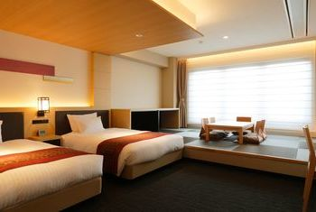 Sainoniwa Hotel Kanazawa Bedroom