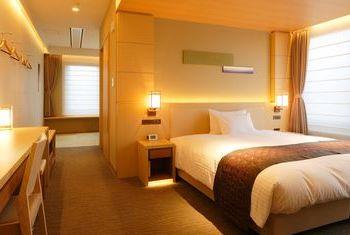 Sainoniwa Hotel Kanazawa bed