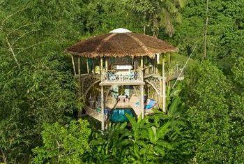Tree House Koh Yao Treetop villa 3