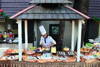 Amata resort & spa Buffet