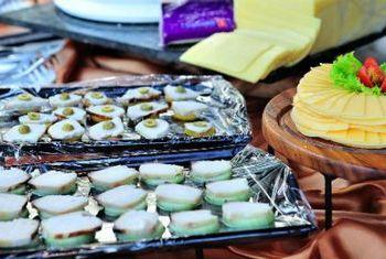 Amata resort & spa Food