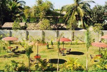Kanbawza HinThar Hotel garden