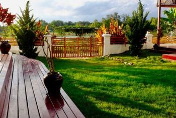 Loikaw Lodge Garden