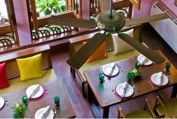 Ariyasom Villa restaurant