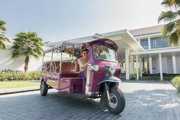 U Sathorn Bangkok Tuktuk