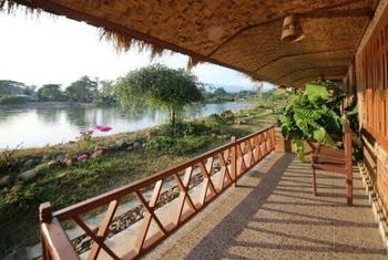 Riverside @ Hsipaw Resort Balcony