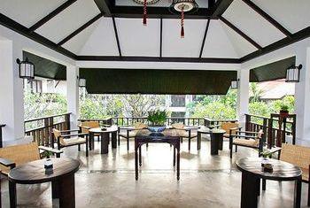 Bodhi Serene restaurant