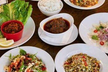 Bodhi Serene  food