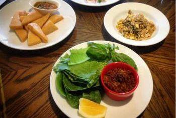 Bodhi Serene  food 2