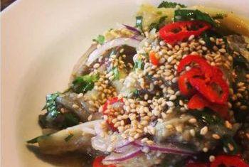 Bodhi Serene  food 3