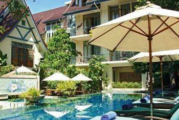 Ariyasom Villa private pool