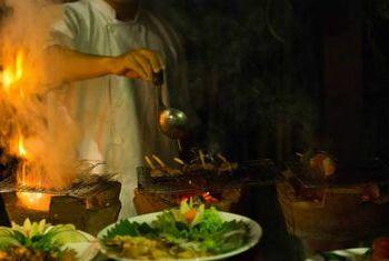 Vinh Hung Resort Food 1